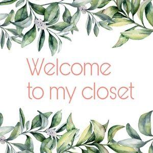 Bookmark my closet ♡